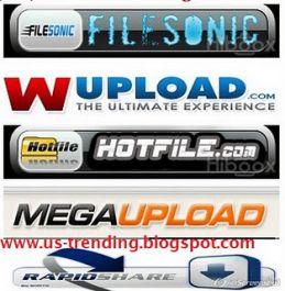 memberikan Filesonic dan Wupload Premium Account 100% Working setiap hari selama 1 bulan