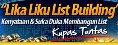 berikan ebook lika liku list building