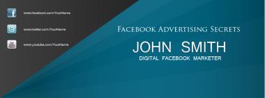 berikan desain FB Timeline cover, Youtube chanel background dan google+ cover digital marketer