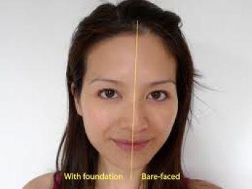 memberi tahu cara benar menggunakan foundation