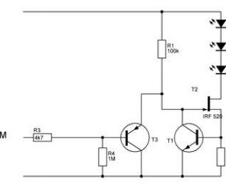 membuat skema rangkaian elektronika