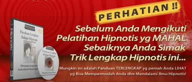 Beri Video Belajar Bagaimana Dasar Hipnotis dari Nol sampai Master