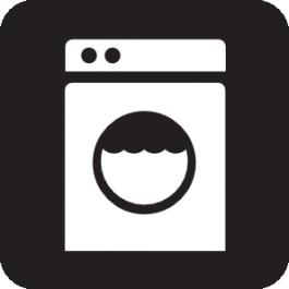 membuatkan desain untuk cetak brosur dengan kata dan gambar yang menarik untuk promosi laundry kiloan dan dry clean