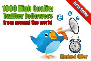 Tambahkan 1000 Twitter Follower secara VIRAL Traffic Tanpa perlu Admin Access