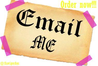 membuatkanmu 100 akun gmail/yahoo