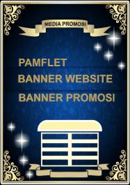 membuatkan PAMFLET / BANNER promosi yang menarik untuk website, banner outdoor atau indoor..