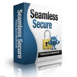 memberi plugin Seamless Secure - Cara mudah lindungi situs web anda dari Hacker & malware