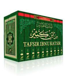 Memeberikan Tafsir al-Qur'an Ibnu Katsir juz 1-10 dalam bentuk ebook