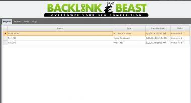 memberi software auto backlink (backlink beast) hanya
