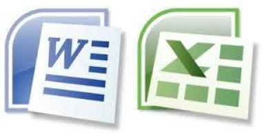 entry data excel 10 hal/ pengetikan word 25 hal dalam 1 hari