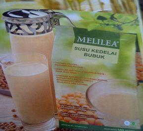 jual sari kedele (soya) organik MELILEA 500gram