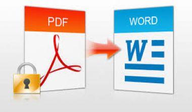 membuatkan jurnal, buku dan tulisan yang berbentuk image menjadi word hanya untuk