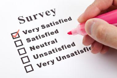 mengisi survey