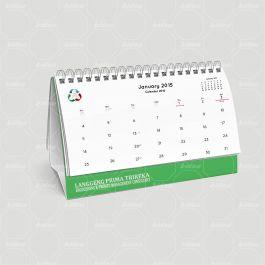 membuat design kalender siap cetak