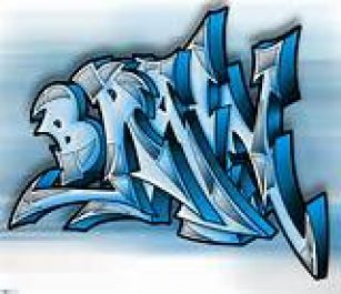 Membuat grafiti apa saja