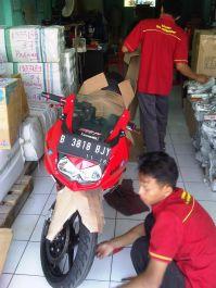 membantu mendistribusikan barang kiriman anda keseluruh kota di indonesia