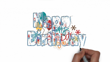 membuatkanmu kado video ulang tahun / hari jadi unik untuk pacar,adik,sahabat,ortu kamu