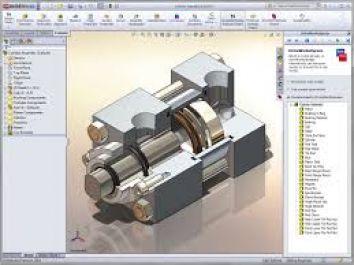 pelatihan Solidworks modelling 3D bisa COD di UI