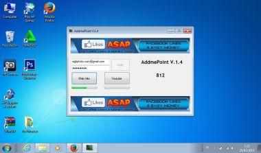 menjual script imacros addmefast dan software addmepoint