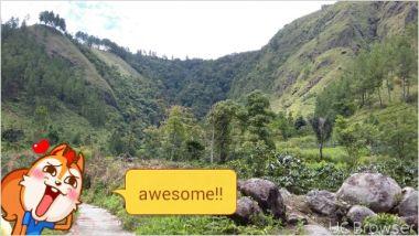 saya akan memberi tahu tempat wisata yg pastinya belum pernah kamu kunjungi di sumatera utara