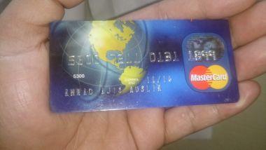 Membuatkan anda kartu Payoneer yang berlogo MasterCard dari Amerika