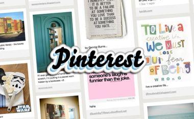 mengundang anda ke Pinterest dengan cepat