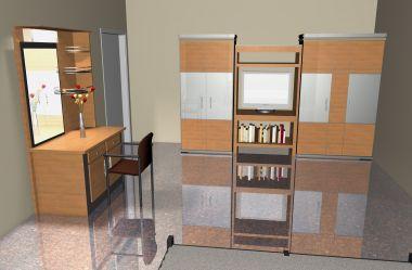saya akan membuat desain furniture