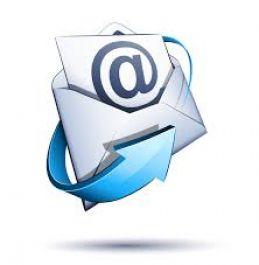 berikan 100000 daftar email kepada Anda