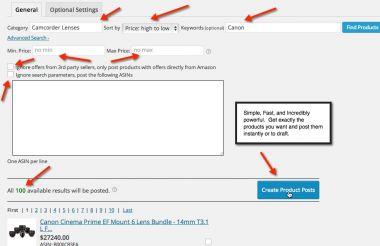memberi agan Plugin AGC Amazon Autoblog 100% ORI bukan Nulled