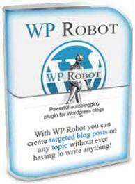 berikan software WP Robot untuk auto websitemu
