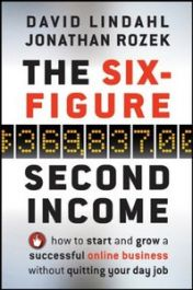 "memberikan Ebook PDF ""The Six Figure Second Income"""