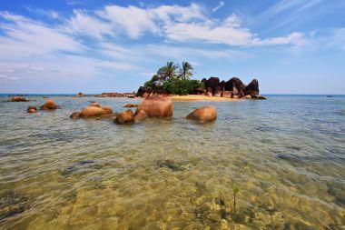 menemani kamu ke pantai TEMAJUK, Kalimantan barat