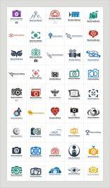 mendapat 40 logo, vector, stock, graphic