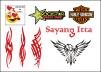 membuatkan anda desain stiker untuk bis atau kendaraan anda lainnya