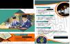 membuatkan anda design brosur, flyer, leaflet, banner ads, spanduk acara dll