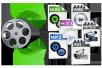 mengconvert/merubah Video bonus Audio ke format yang anda inginkan. Ceck deskripsi