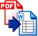 ketik ulang File PDF atau Scan ke MS. Word dan Excel per 30 lembar