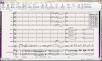 menulis notasi atau chord dari file audio