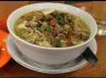 memberi resep masakan tradisional ala Jawa...