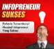 memberi e-book cara menjadi Infopreneur Sukses