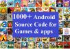 jual 500+ source code game dan app